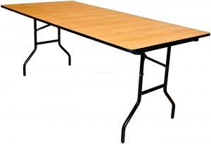 Стол складной прямоугольный 2400х900 Дельта