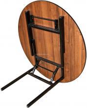 Стол складной круглый 1200мм Тамада