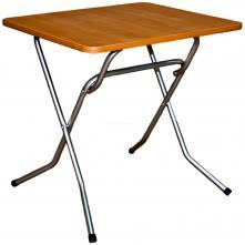 Стол складной квадратный 700х700 Ривьера