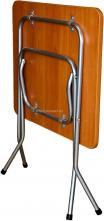 Стол складной квадратный 900X900 Ривьера