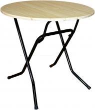 Стол складной круглый 700мм Ривьера Рейка