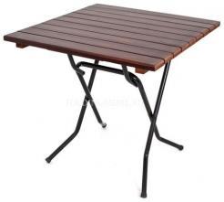 Стол складной квадратный 800х800 Ривьера Рейка