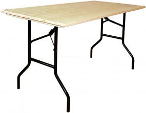 Стол складной прямоугольный 1500х750 Дельта Рейка
