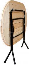 Стол складной овальный 1200х600 Ривьера Рейка