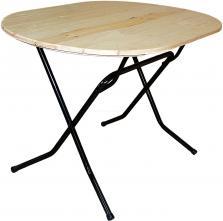 Стол складной овальный 900х600 Ривьера Рейка
