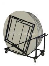Тележка для круглых и квадратных столов