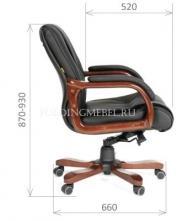 """Кресло руководителя """"CHAIRMAN 653M"""""""