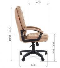 "Кресло руководителя ""CHAIRMAN 668 LT"""