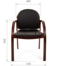 """кресло посетителя """"CHAIRMAN 659"""""""