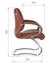 """Кресло посетителя """"CHAIRMAN 445"""""""