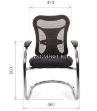 """кресло посетителя """"CHAIRMAN 426"""""""