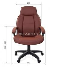 "Кресло руководителя ""CHAIRMAN 436 LT"""