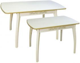 Стол раздвижной М45 Верона Патина