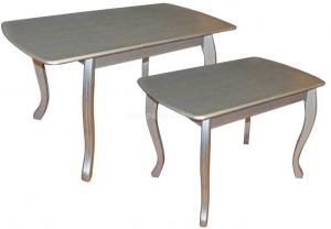 Стол раздвижной М45 Верона Патина 39