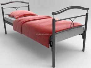 Кровать односпальная К25