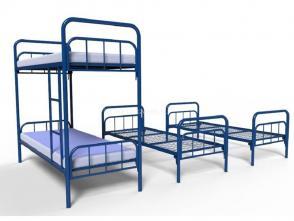 Кровать двухъярусная Д 24