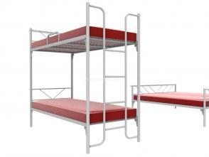 Кровать двухъярусная Д 36