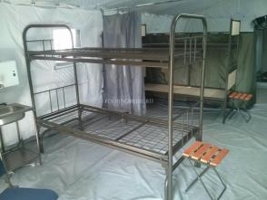 Кровать двухъярусная Дк 32