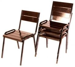 Разборный комплект уличной мебели для ресторана
